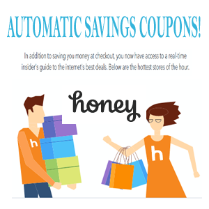 Honey Coupons