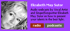 Elizabeth May Sutor Podcasts